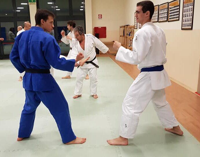 Judo per adulti