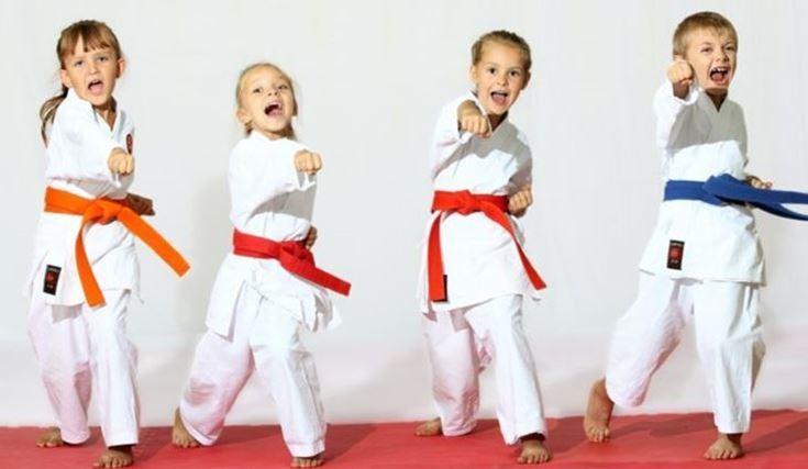 Judo per infanzia